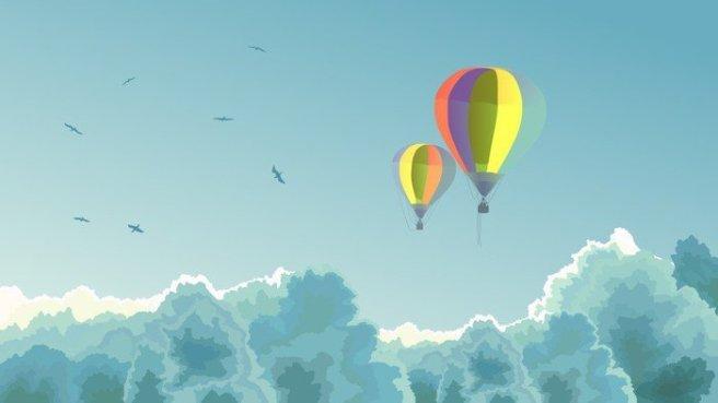 quadri-su-tela-due-mongolfiere-nel-cielo-con-le-nuvole (1)